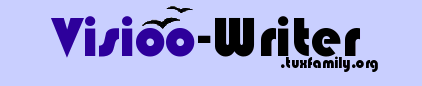 Logo Visioo-Writer